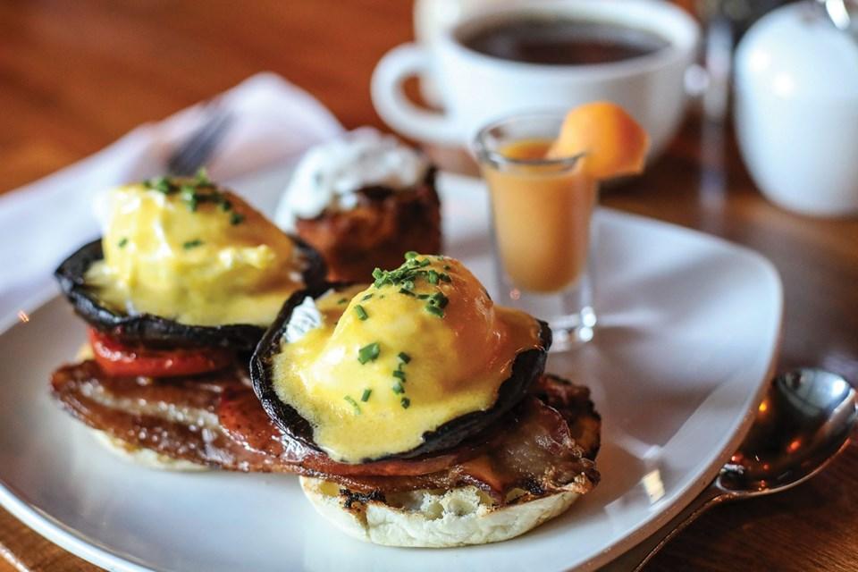 Best Breakfast Elements. Photo by Brad Kasselman/www.coastphoto.com