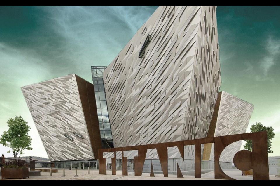 """Titanic Belfast. <a href=""""http://shutterstock.com"""">shutterstock.com</a>"""