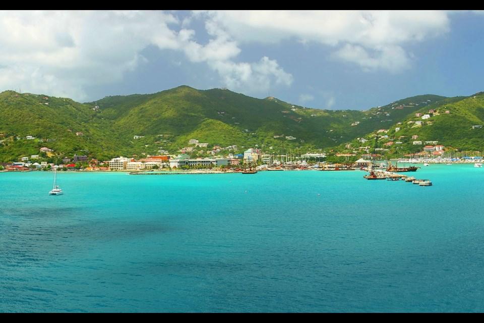 Road Town, Tortola. shutterstock.com
