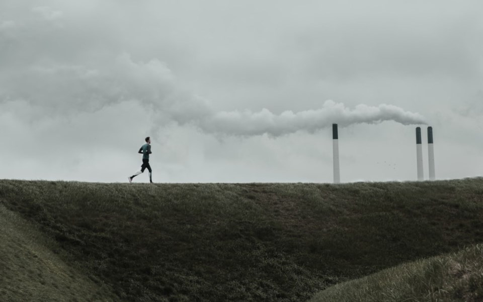 pollution_runner_climate_change