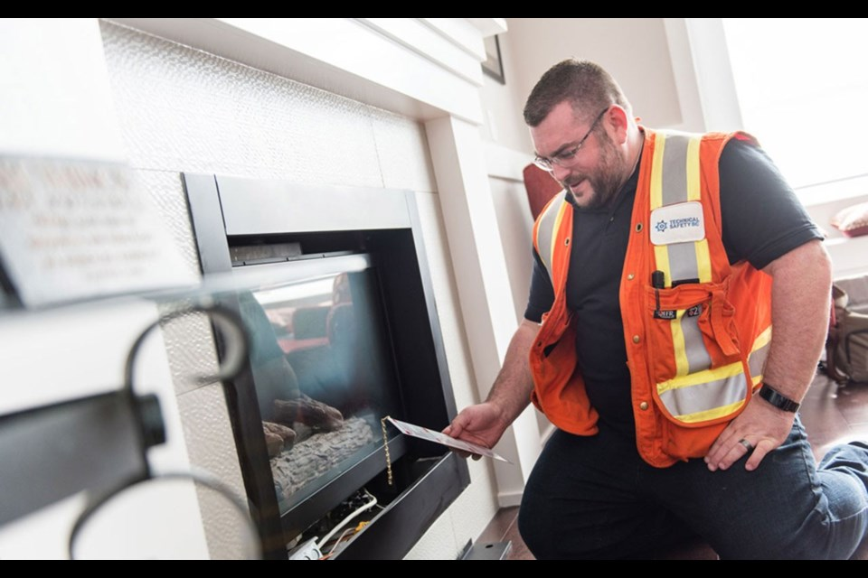 Whether it's furnaces, boilers, water heaters or fireplaces, ensuring your natural gas appliances are in tip-top condition is essential as the seasons change. Photo supplied / FortisBC