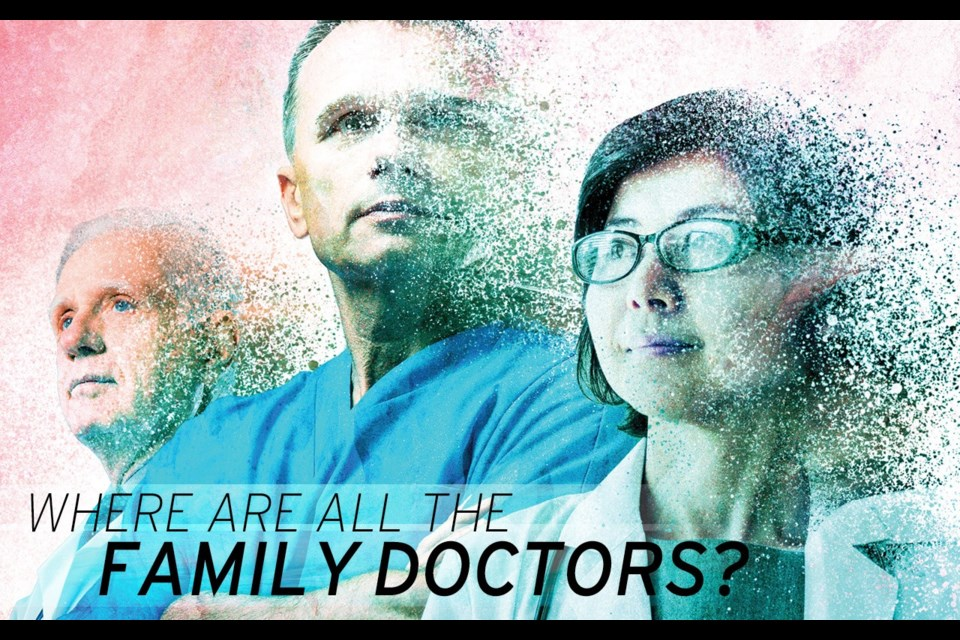 Where are all the family doctors Whistler's family doctor shortage is acute—but efforts are underway to change that. Story by Joel Barde