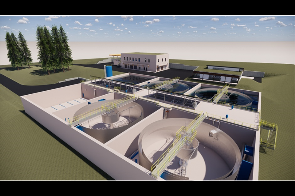 CAPITAL CONSTRUCTION: Graham Infrastructure will begin construction on the new wastewater treatment plant soon, and wants to hire local tradespeople to work on the largest capital project in Powell River's history.