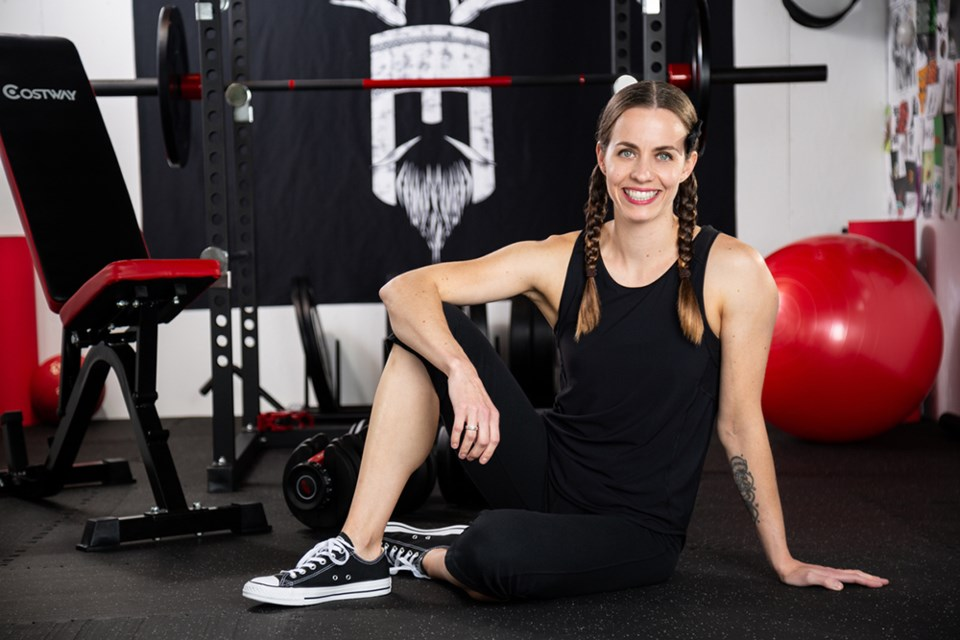 HEALTHY LIVING: Fitness and nutrition coach Karina Inkster, who offers online fitness coaching to clients from around the world, has published her fourth book, The Vegan Athlete, which outlines how to maximize an active lifestyle with a plant-based diet.