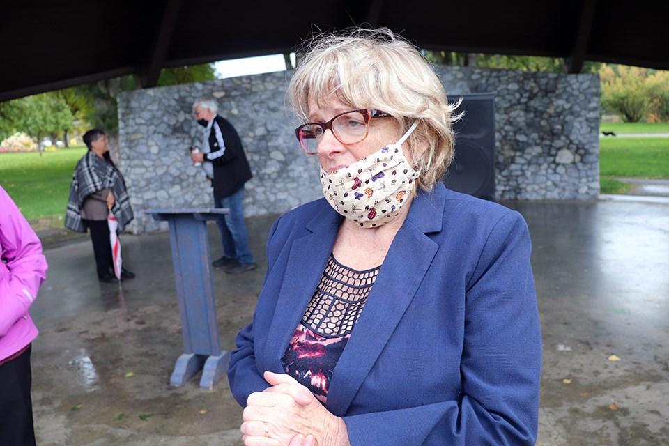 Joan Atkinson - NDP Prince George-Mackenzie