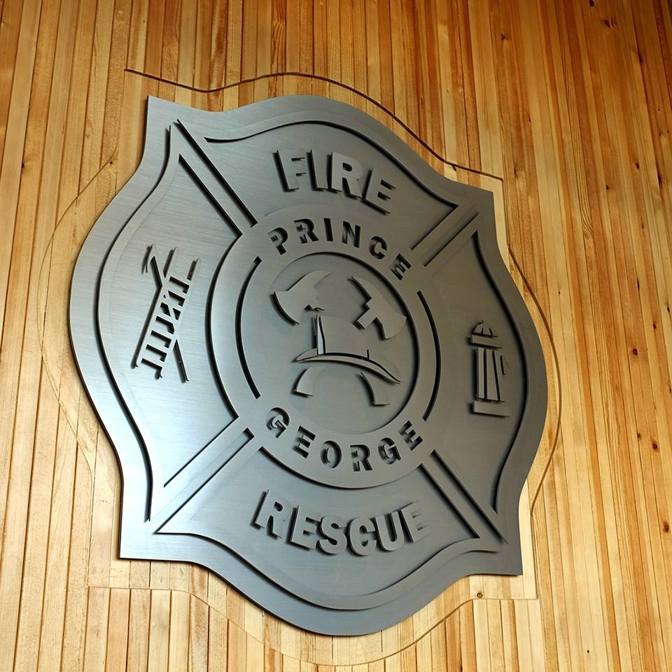Fire Hall No. 1 logo