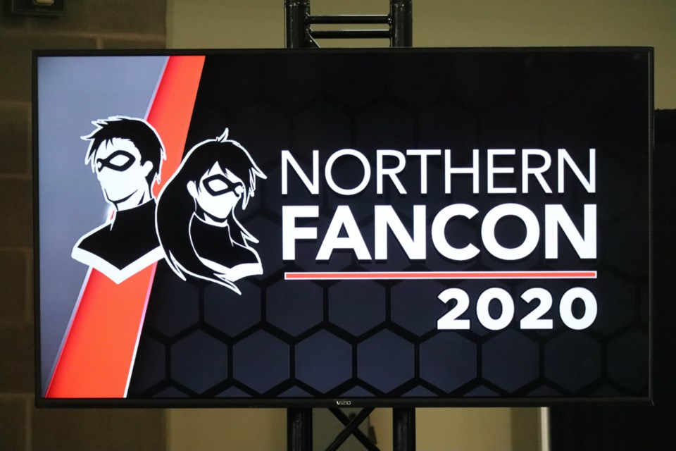Northern FanCon in Prince George is operated and directed by UNLTD Media and Events (via Kyle Balzer)