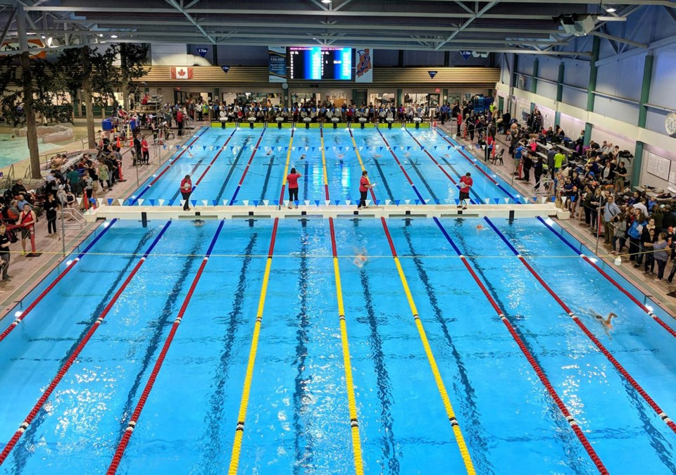 Prince George Aquatic Centre