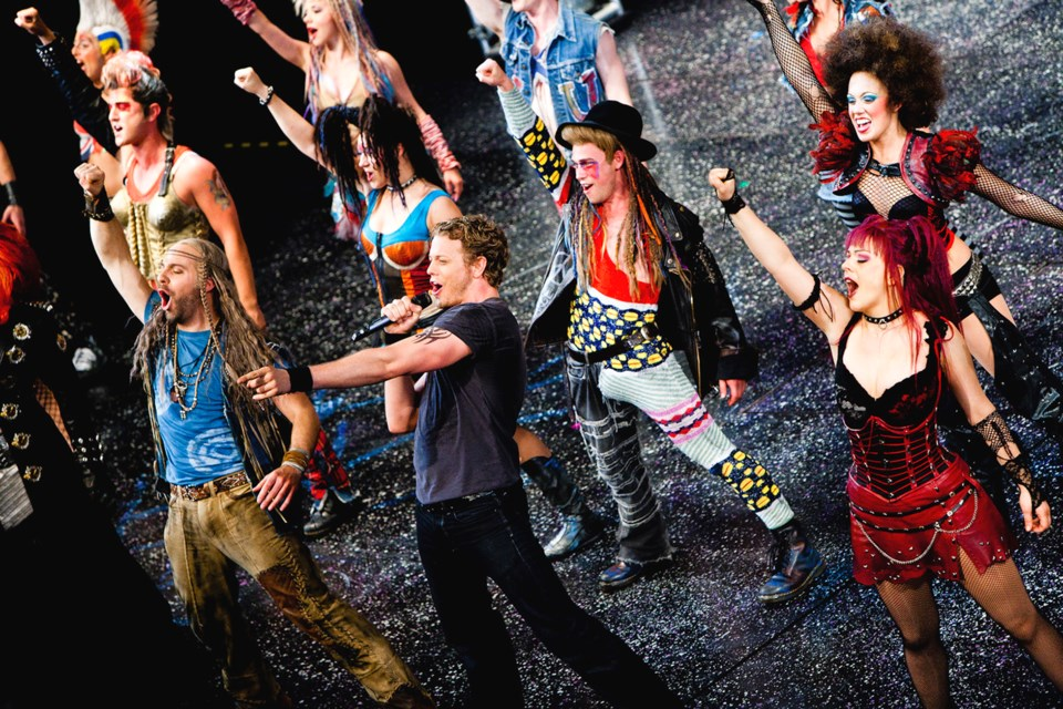 We Will Rock You - National Press Release Offical Photo