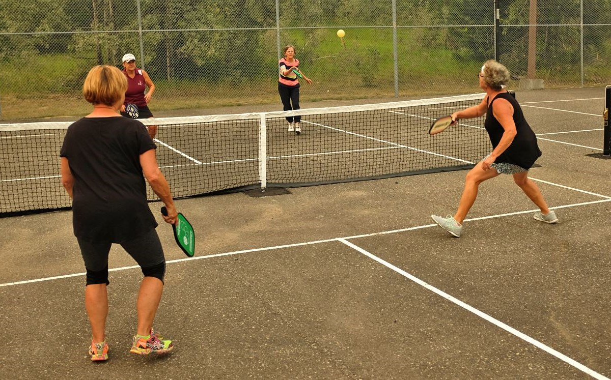Pickleball courts are coming to Boulevard Lake (4 Photos)