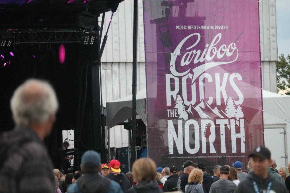 Cariboo Rocks the North 3