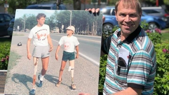 Petition vies for Prince George park to be renamed after local Terry Fox fundraiser Jim Terrion