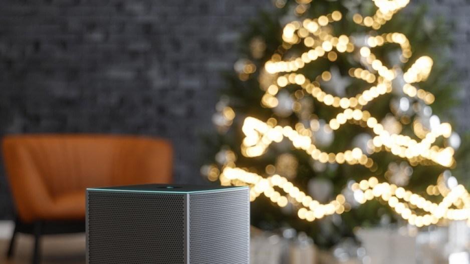 christmas-smart-speaker - Getty Images