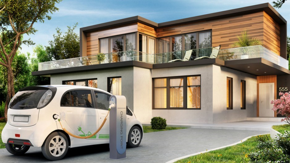 Electric Vehicle charging - Getty Images