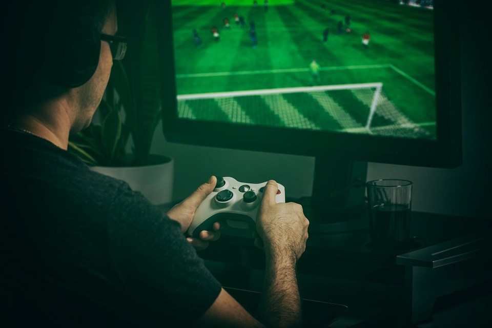 eSports Soccer - video game