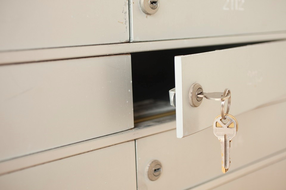 Open mail box mail keys - Getty Images