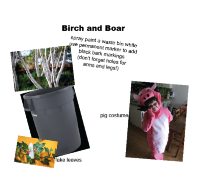 birch and boar