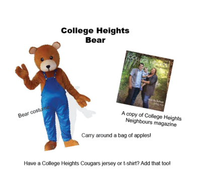 college heights bear