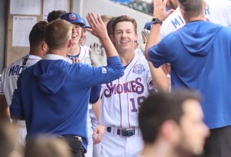 Jared Young - Tennessee Smokies 3