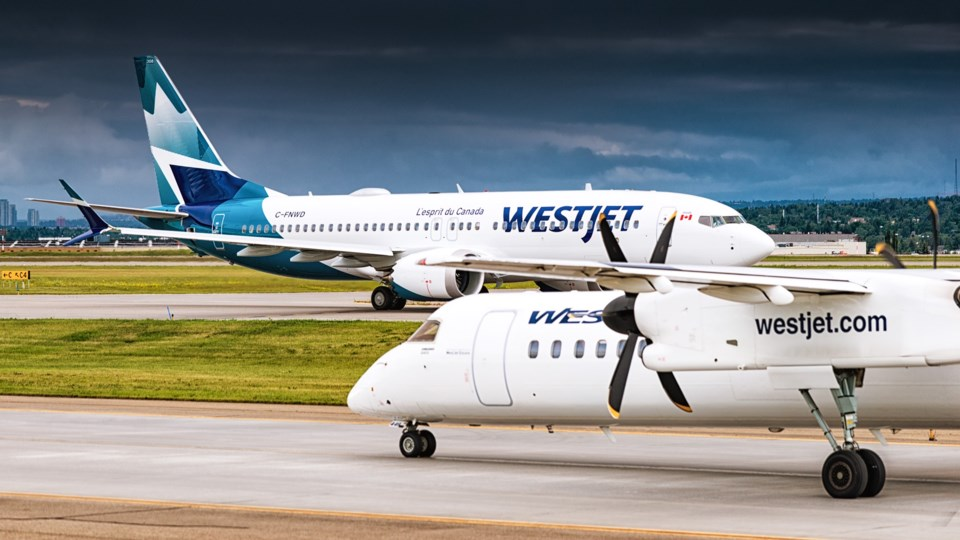 west-jet-flights