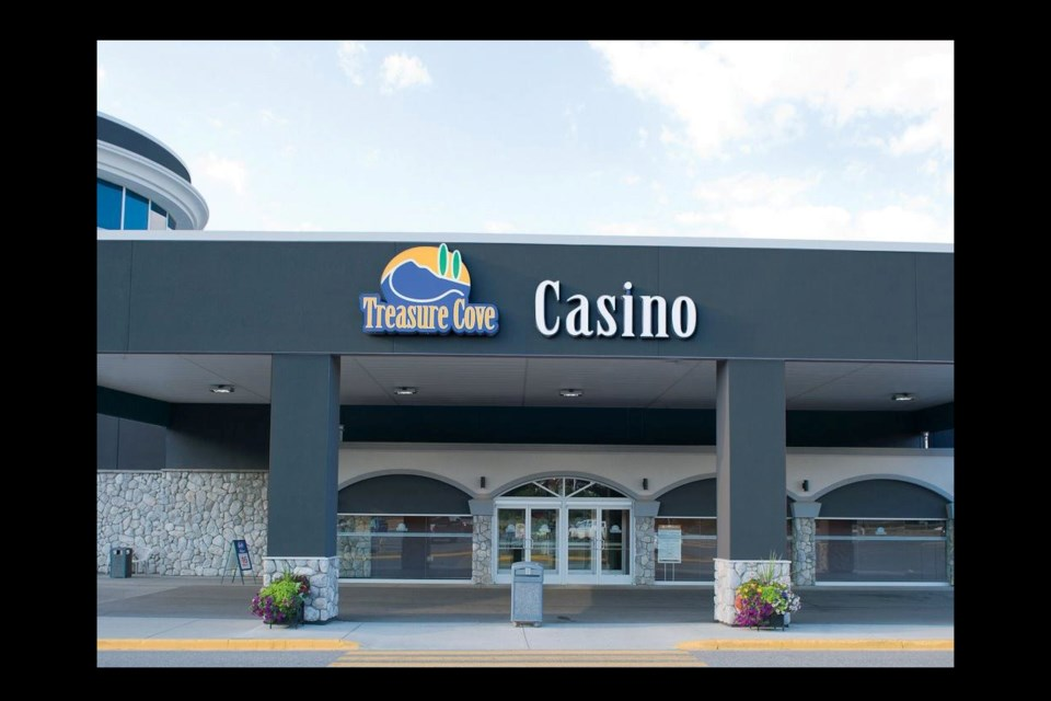 (via Facebook/Treasure Cove Casino)