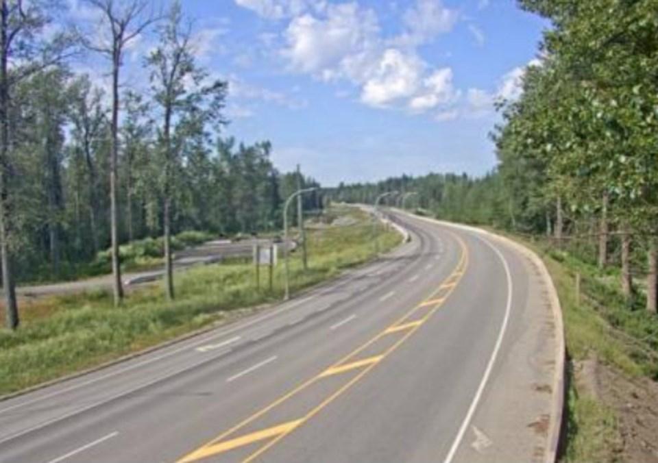 Highway 97 Prince George