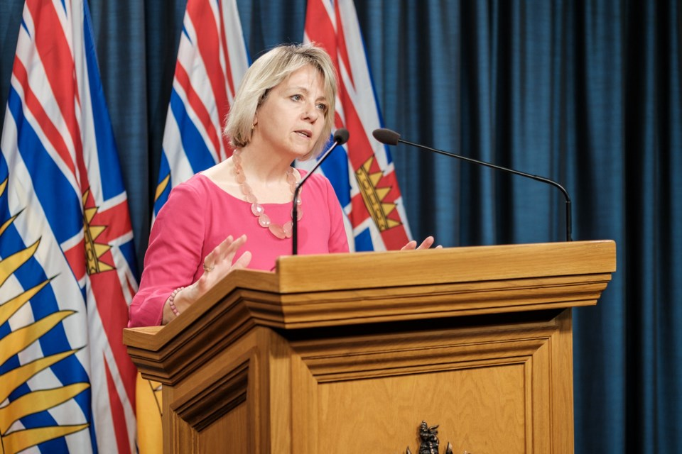 Dr. Bonnie Henry. (via Government of B.C./Flickr)