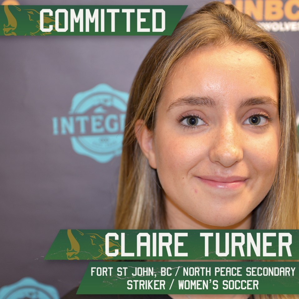 Claire Turner Commitment