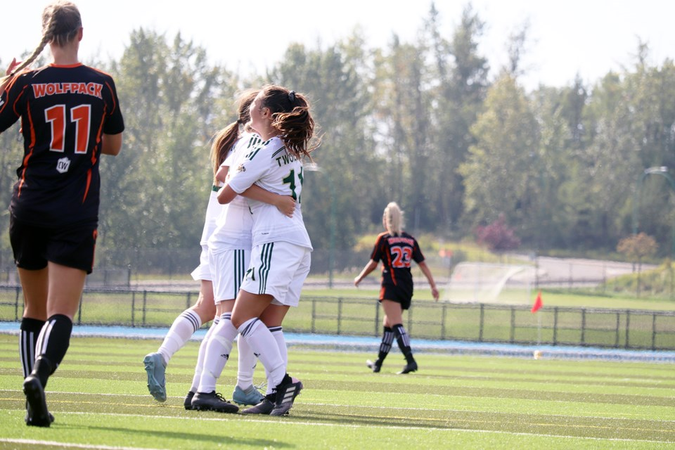 Unbc Women S Soccer Heading To Canada West Playoffs For Third