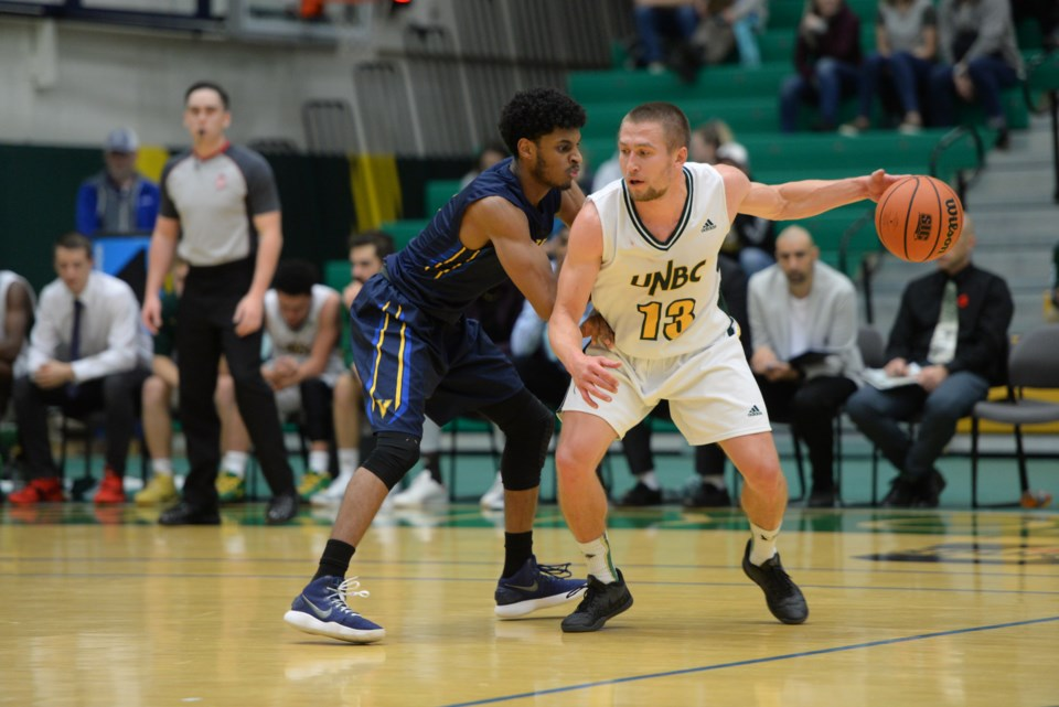 UNBC Timberwolves lose basketball seasons after Canada West cancels winter  sports amid COVID-19 - PrinceGeorgeMatters.com