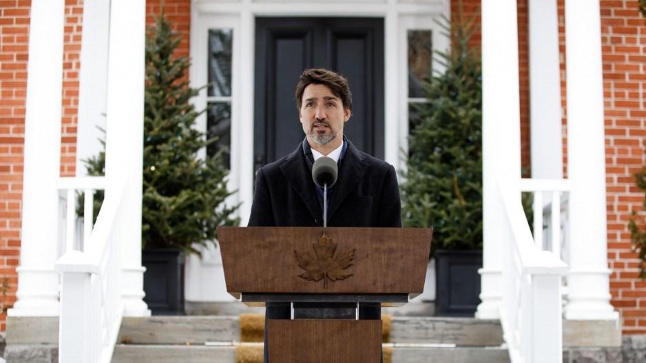Justin Trudeau - Rideau Cottage COVID19 update - April 15, 2020