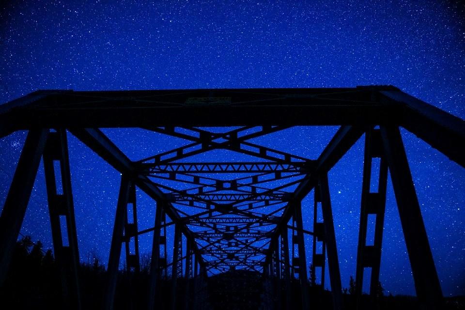 Kispiox Valley Road Bridge - Steve Mcphail