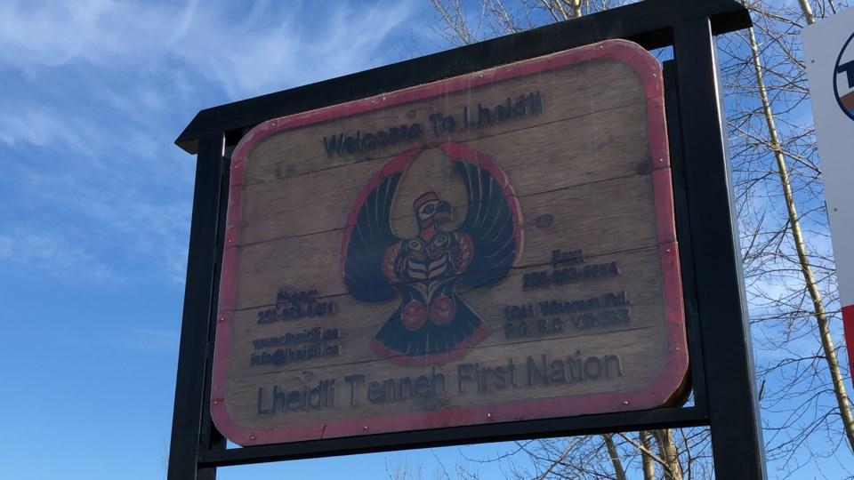 Lheidli T'enneh First Nations logo