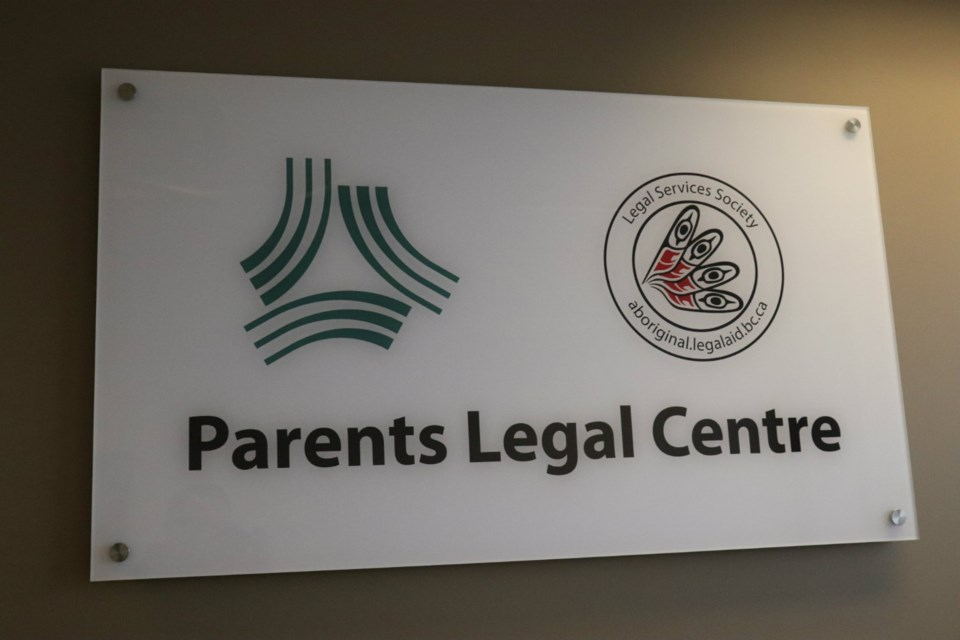 Parents Legal Centre in Prince George (via Kyle Balzer)