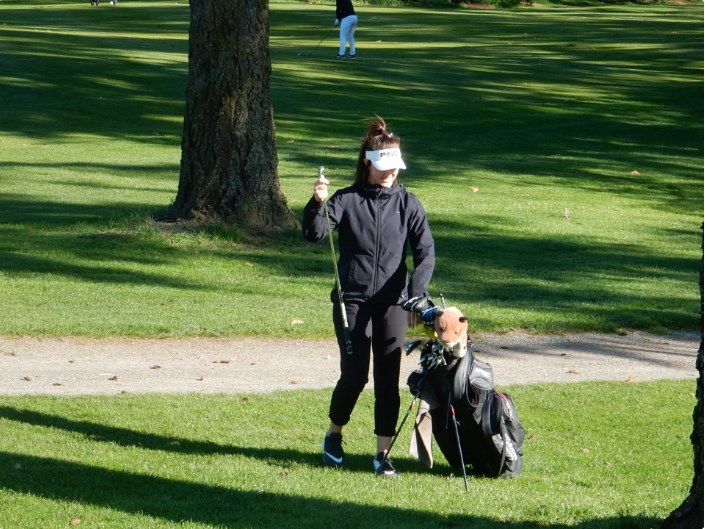Natasha Kozlowski - Golfer MJT Chilliwack win 2