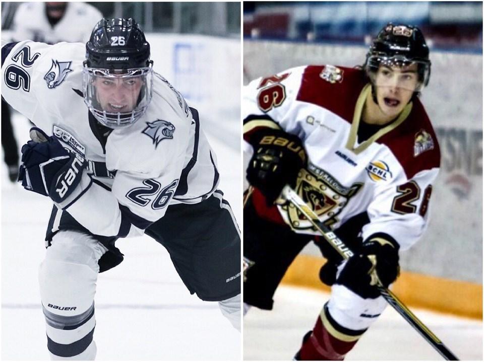 Liam Blackburn - Prince George hockey