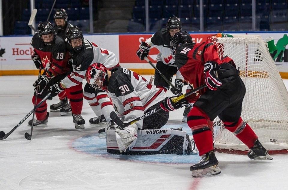 Cougars-Brennan-Under 17 Canada 2019