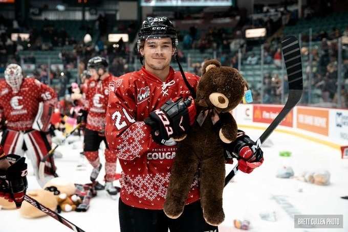 Cougars-Royals-Colina Teddy Toss 2019 home