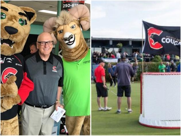 Gary Samis - Cougars Alumni Golf Tournament