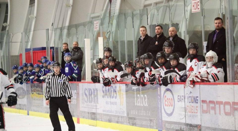 North Central Bobcats provincials 2019 bantam