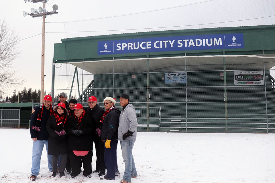 The 2020 Canadian Native Fastball Championships will be hosted by Prince George parks with Spruce City Stadium as its main stage (via Kyle Balzer)