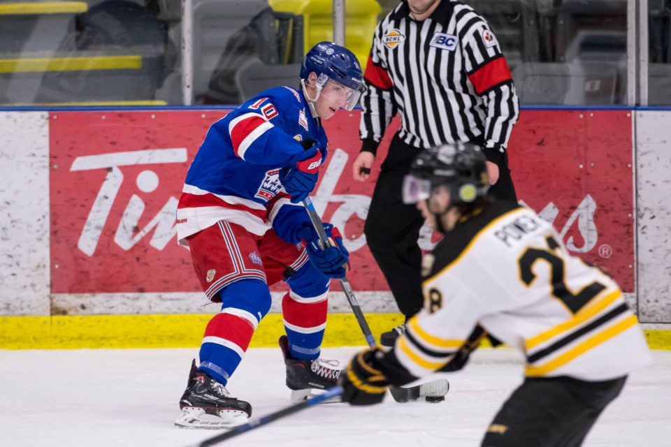 Spruce Kings-Express-Cunningham 2019 playoffs road