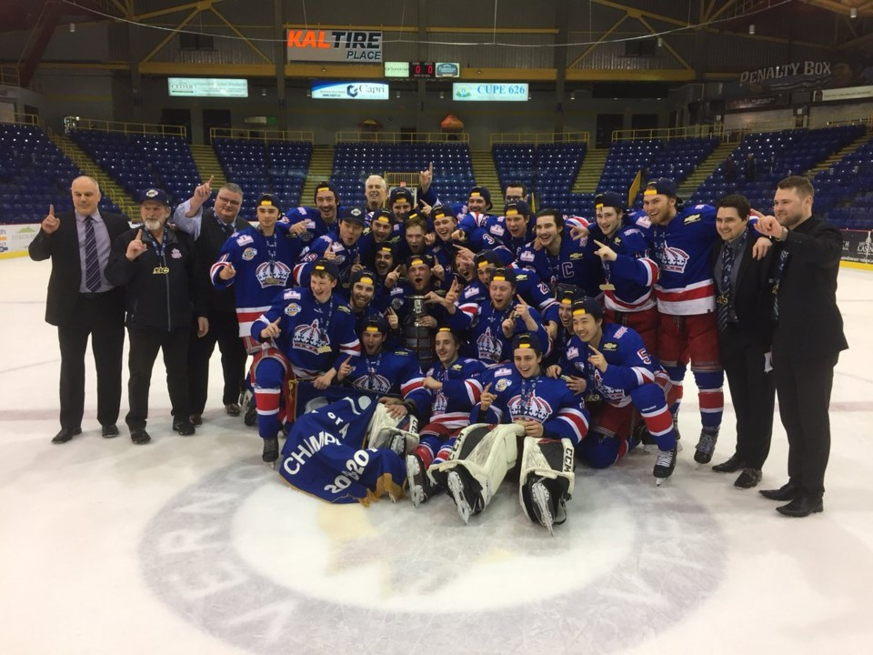 Spruce Kings-Poisson-Fred Page cup 3 team