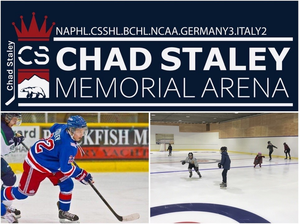 Chad Staley Memorial Arena final