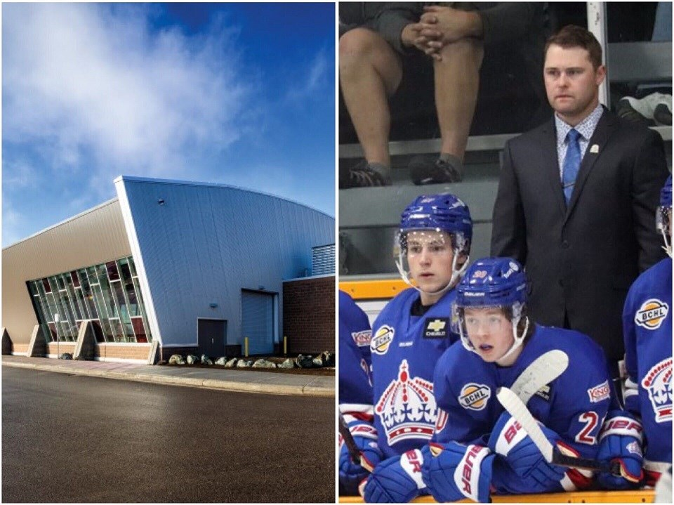 Spruce Kings hockey school Kin Arena - Prince George