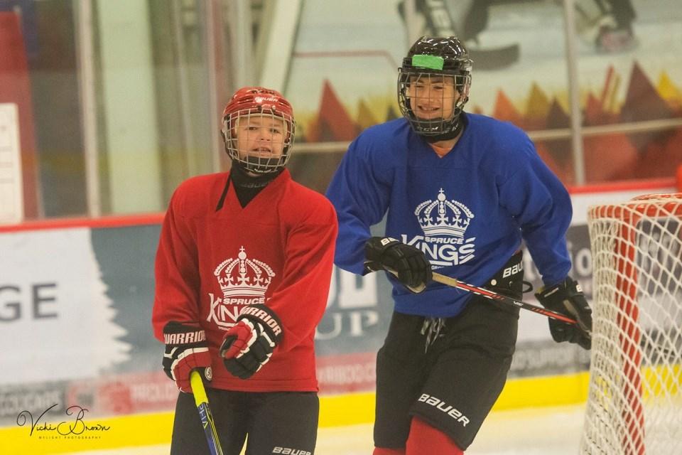 Spruce Kings Winter Youth Skill Development program