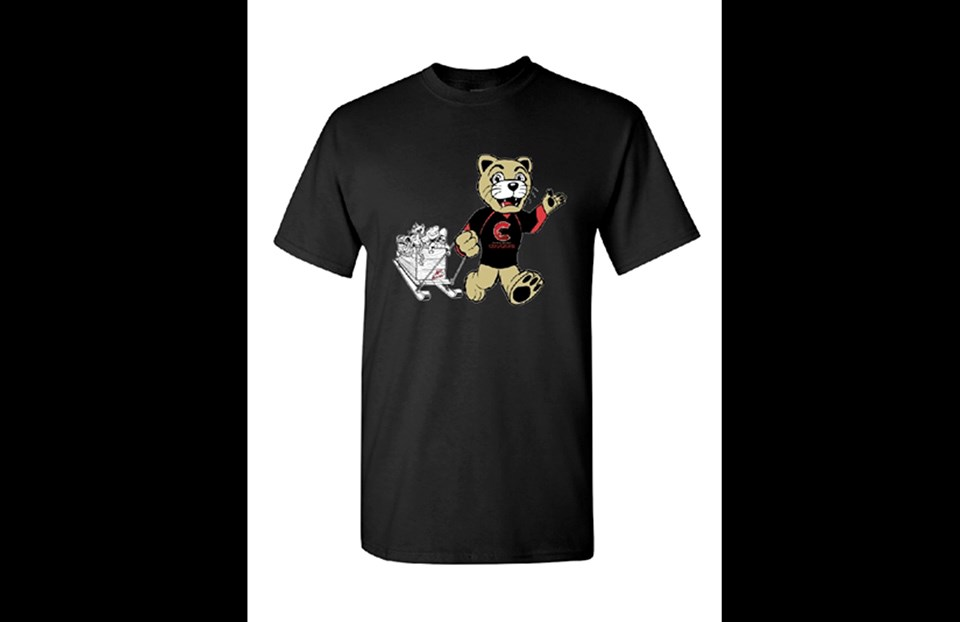 Rowdy Cat 2 - Prince George Cougars Ts for Toys