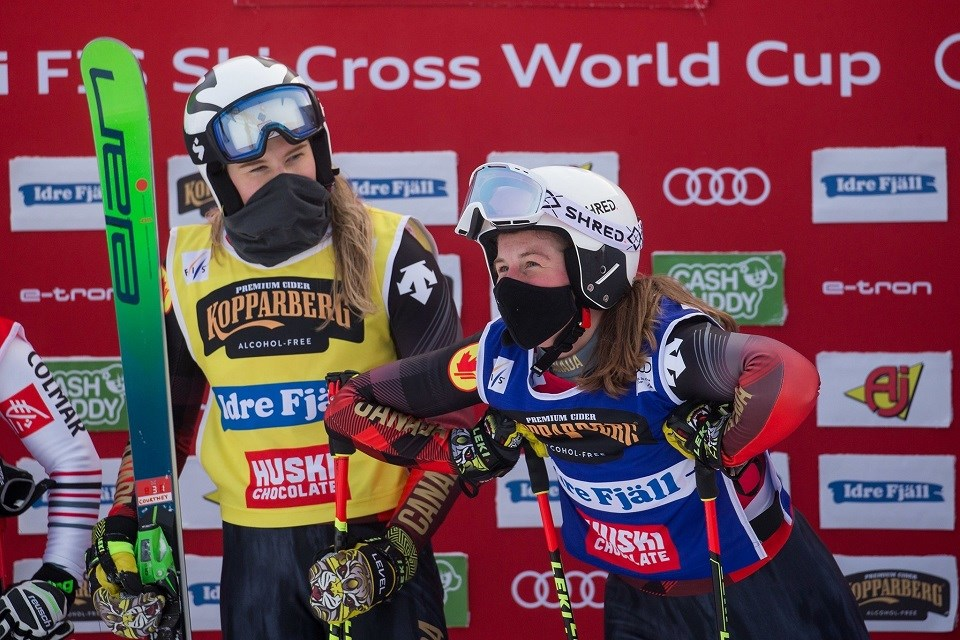 Prince George's Tiana Gairns achieves new personal-best from World Cup Ski Cross event in Sweden