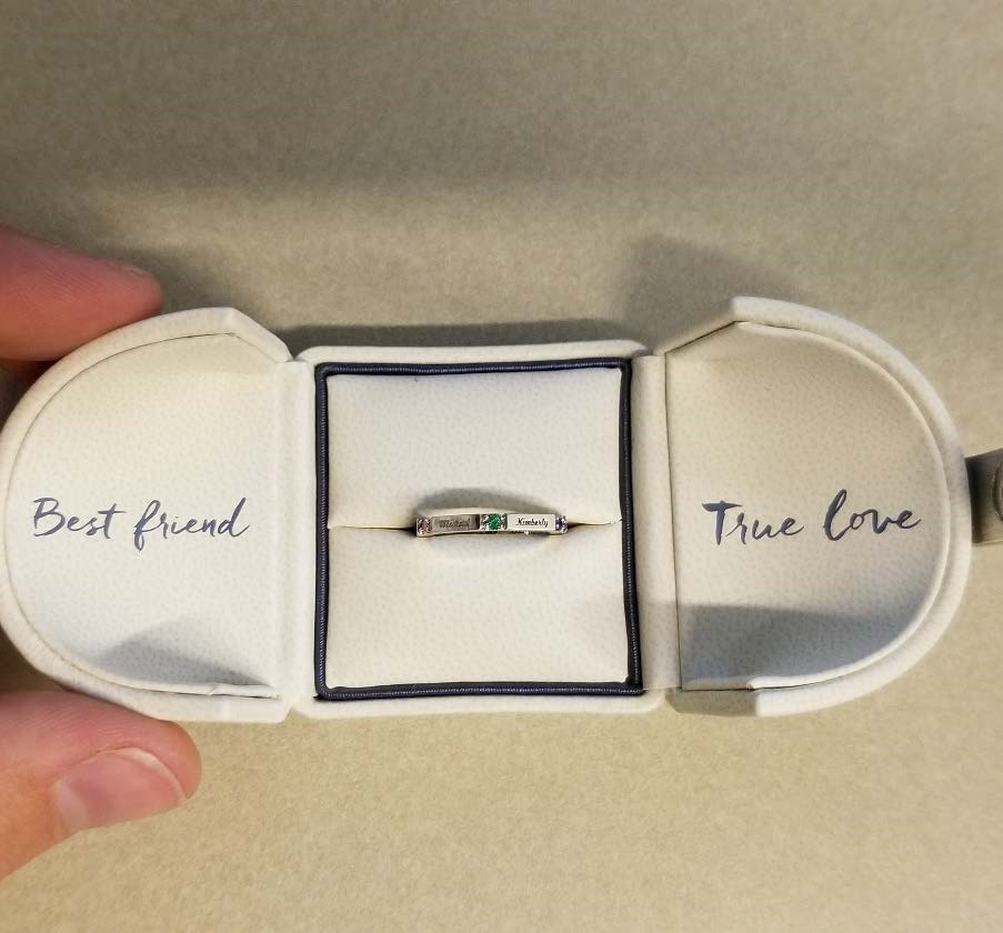 20-18358 Found Ring