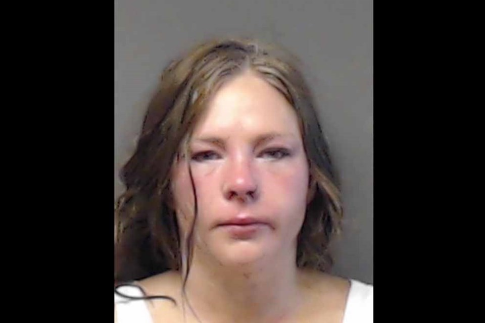 Jenna Harvey is wanted by RCMP in northern B.C. as of April 29, 2021.